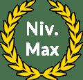 Niveau max