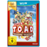 Captain Toad Treasure Tracker Wii U visuel produit