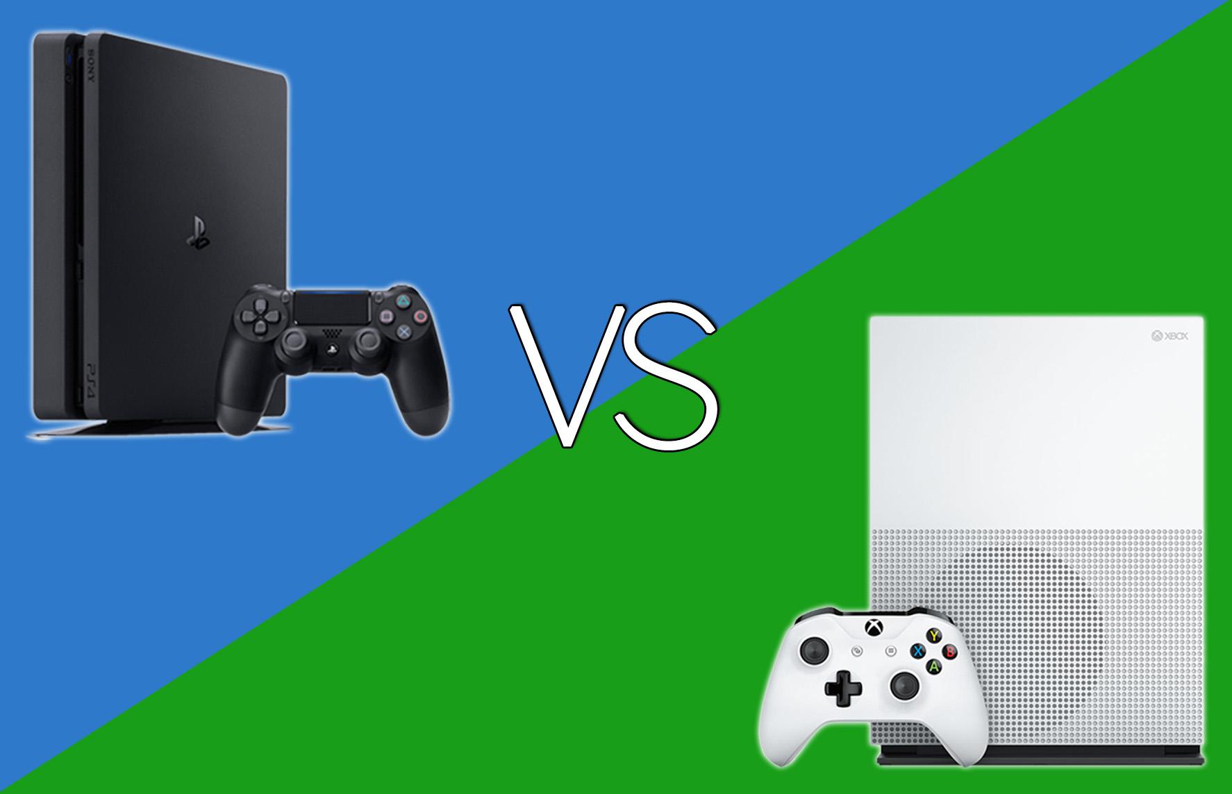 Ps4 vs xbox one quelle console choisir - Quelle console choisir ps ou xbox one ...
