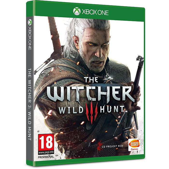 the witcher 3 xbox one pas cher 17 90. Black Bedroom Furniture Sets. Home Design Ideas
