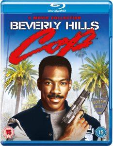 le flic de Beverly Hills Trilogie Blu-ray