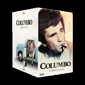 intégrale Columbo en DVD visuel produit
