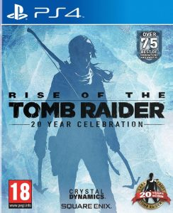 Rise of The Tomb Raider (version PS4)