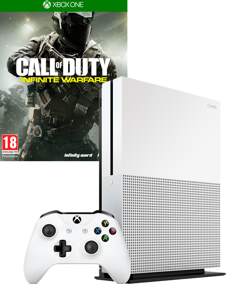xbox one pas cher call of duty infinite warfare 299