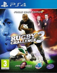 Rugby Challenge 3 (PS4) : Quand l'ovalie ne tourne pas rond