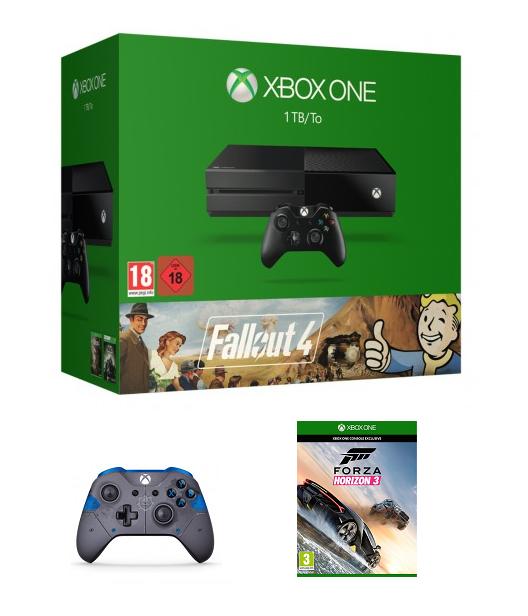Xbox one 1 to classique pas cher 299 avec 3 jeux et 2 - Meilleur console entre xbox one et ps4 ...