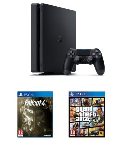 composer pack ps4 slim 1 to 5 jeux d s 299