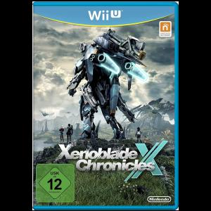 Xenoblade Chronicles X sur Wii U visuel produit