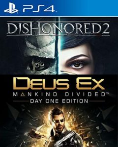 Deus Ex Mankind Divided VS Dishonored 2