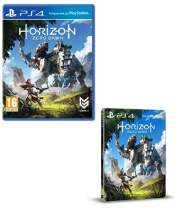 horizon-zero-dawn-pas-cher-avec-steelbook