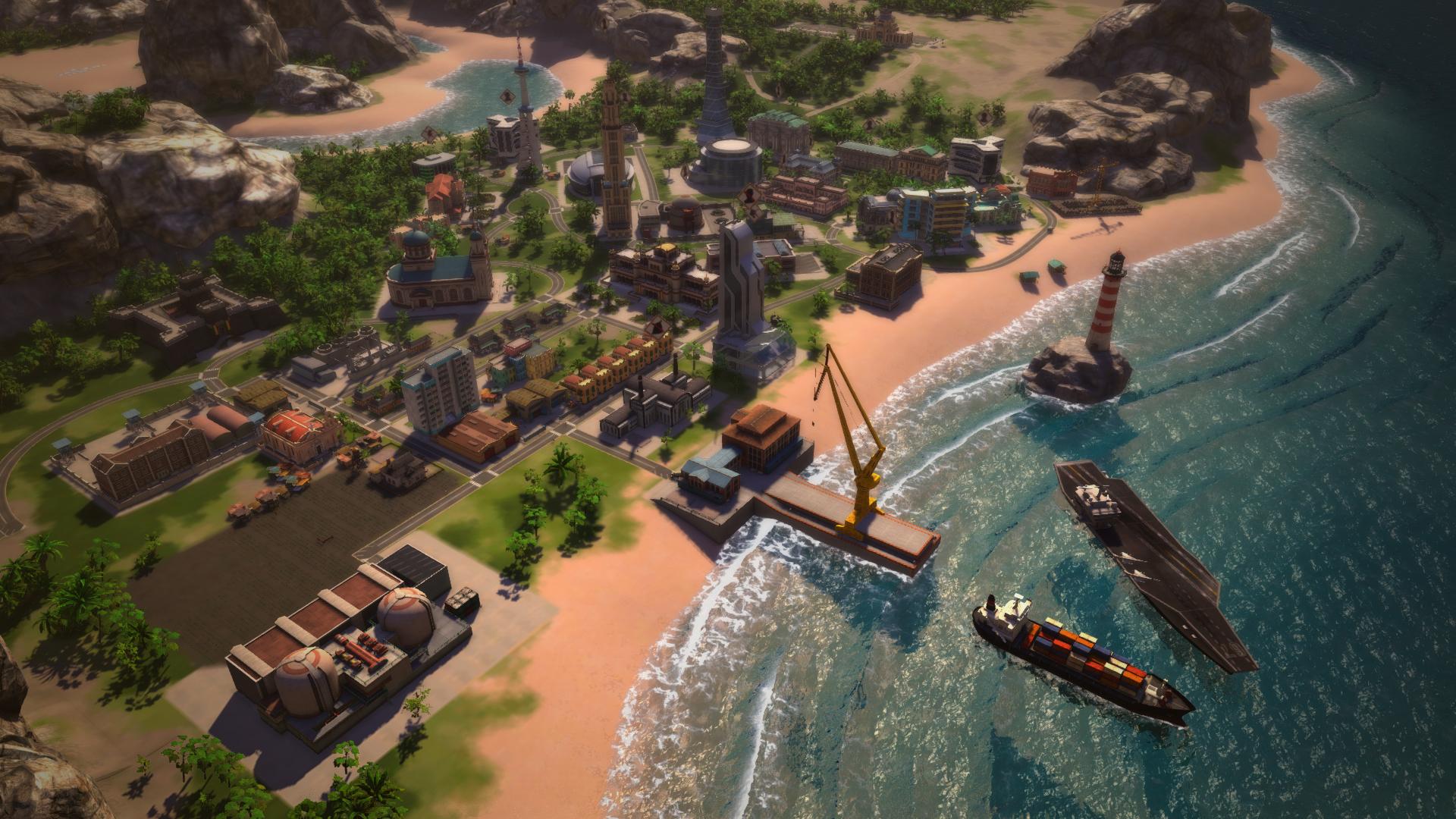 Avis sur Tropico 5