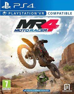 Moto Racer 4 (PS4) : Quand le bitume te consume