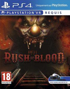 Until Dawn Rush Of Blood (PSVR)