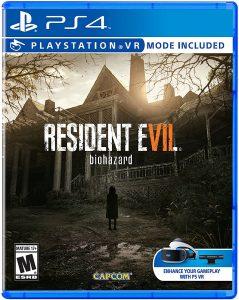 Resident Evil 7 sur PS VR