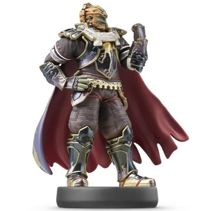 amiibo ganondorf pas cher 10 50 euros. Black Bedroom Furniture Sets. Home Design Ideas