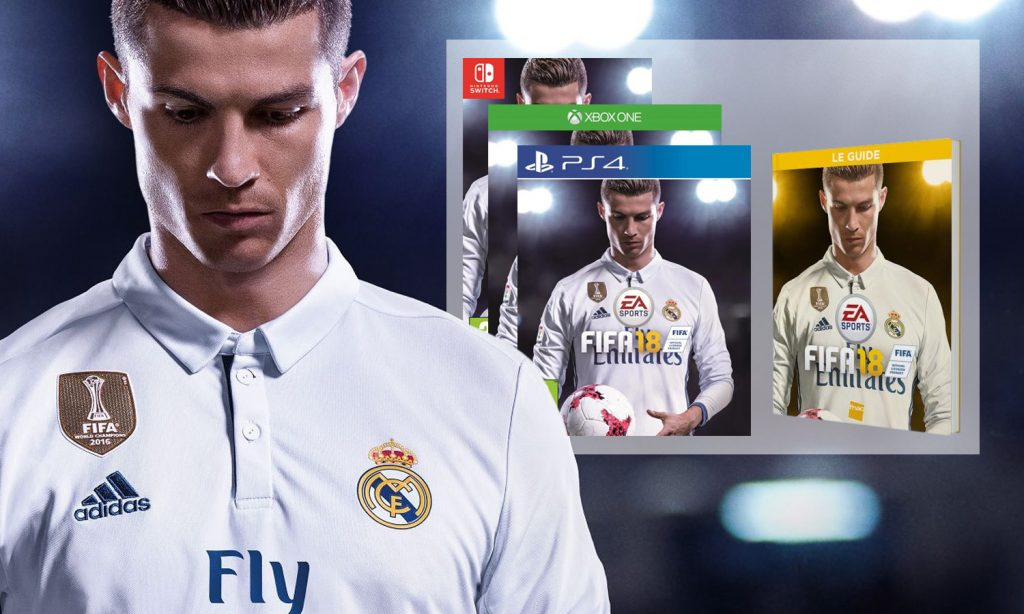 fifa 18 pas cher différentes offres ps4 xbox one switch