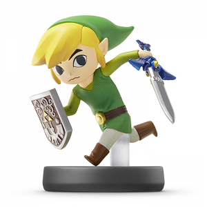 amiibo toon link super smash bros pas cher dispo. Black Bedroom Furniture Sets. Home Design Ideas