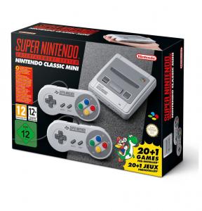Console Snes Mini Classic Version Européenne