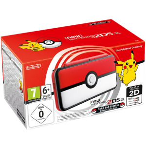 Nintendo New 2DS XL Edition Poke Ball
