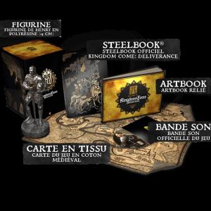 Kingdom Come Deliverance Collector en stock | ChocoBonPlan com