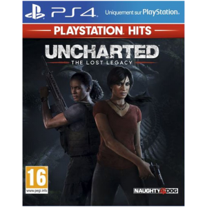 Uncharted The Lost Legacy PS Hits PS4