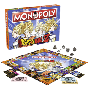 monopoly dbz pas cher