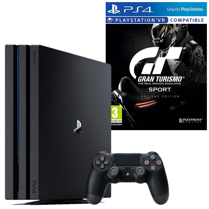 pack ps4 pro gran turismo sport 349 99 euros. Black Bedroom Furniture Sets. Home Design Ideas