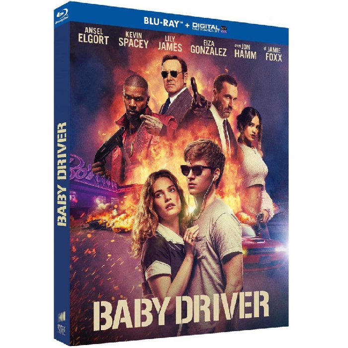 baby driver blu ray pas cher 16. Black Bedroom Furniture Sets. Home Design Ideas