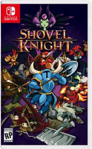 Shovel Knight sur Nintendo Switch
