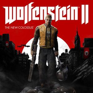 Wolfenstein 2 The New Colossus sur PC