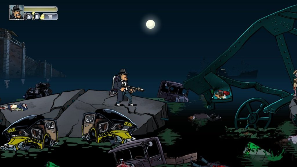 test guns gore and cannoli switch screenshot moon