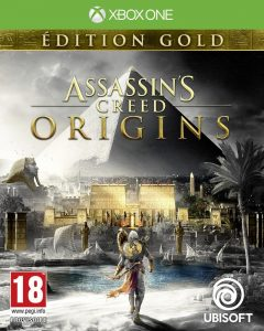 Assassin's creed Origins DLC 1 : The Hidden Ones