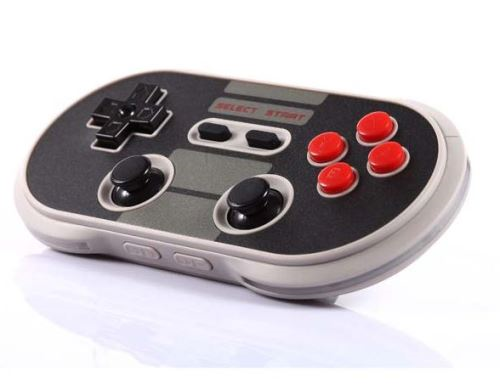 manette 8bitdo nes 30 pas cher en promo i. Black Bedroom Furniture Sets. Home Design Ideas