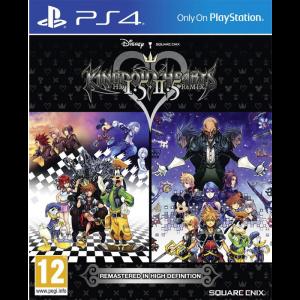 Kingdom Hearts HD 1.5 et 2.5 Remix