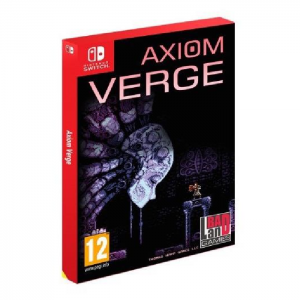 Axiom Verge (Switch) : un Metroidvania venu des 80's