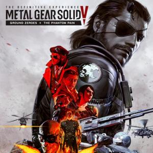 metal gear solid 5 definitive edition ps4 dematerialise visuel produit