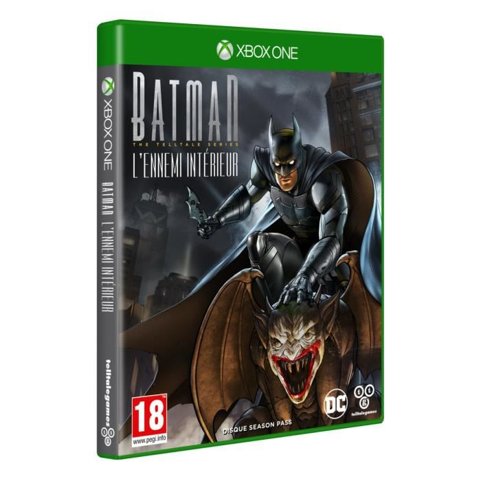 Batman l 39 ennemi int rieur xbox one 20 99 for Ennemi interieur