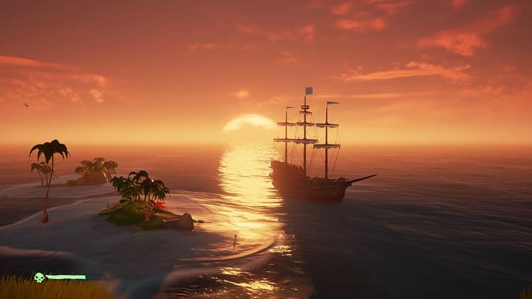 Test Sea of Thieves