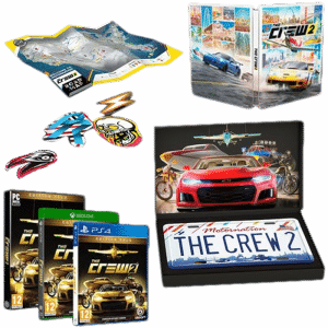 the crew 2 motor edition pc xbox one ps4 99. Black Bedroom Furniture Sets. Home Design Ideas