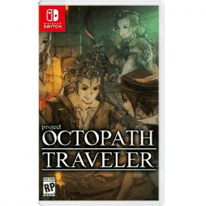 Demo Octopath Traveler Switch : grosse surprise en vue