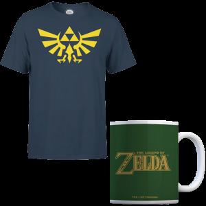 T shirt Zelda Mug Zelda pas cher