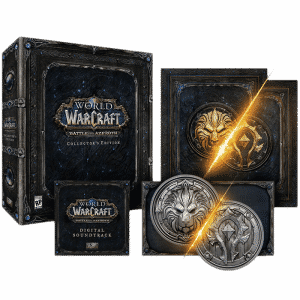 World Of Warcraft Battle For Azeroth Edition Collector Au