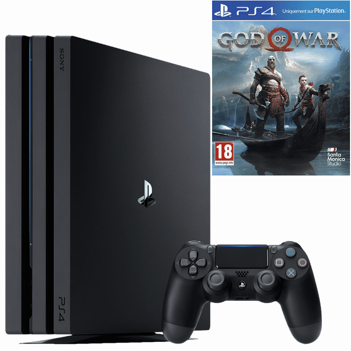 ps4 pro god of war amazon pas cher en stock. Black Bedroom Furniture Sets. Home Design Ideas