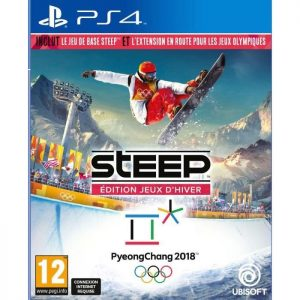 steep jeux hiver ps4.