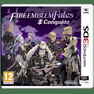 Fire Emblem Fates (Conquête ou Héritage) sur 3DS copie