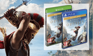 bon plan assassin's creed odyssey le jeu
