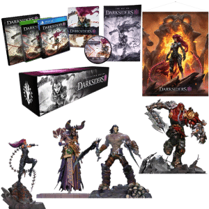 darksiders 3 apocalypse edition sur ps4 xbox one et pc. Black Bedroom Furniture Sets. Home Design Ideas