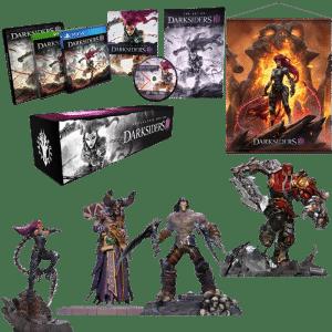 darksiders 3 apocalypse edition sur ps4 xbox one et pc. Black Bedroom Furniture Sets. Home Design Ideas