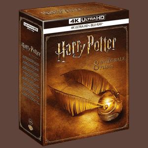 harry potter intégrale 4K ultra hd