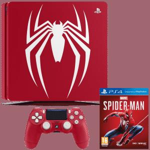 Console PS4 Slim Spider-Man